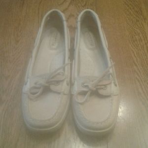 Woman's Sperry shoes 8 loafers $ 30.00 #1520